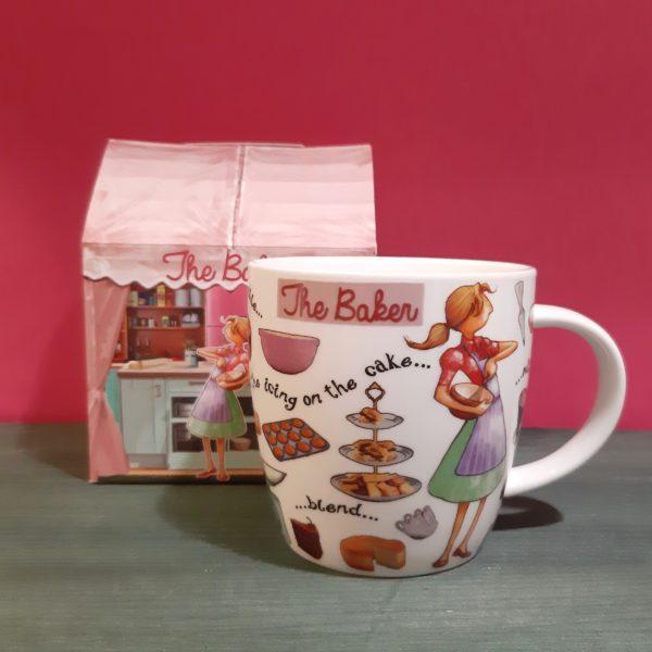 Mug The Baker