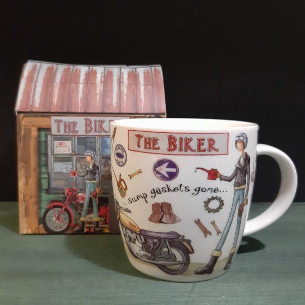Mug The Biker