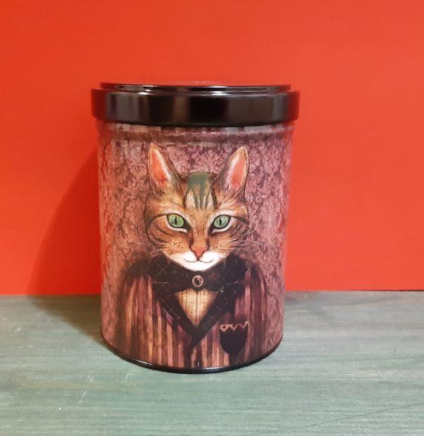 Lata Señor Gato