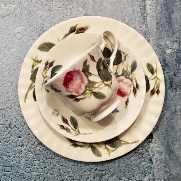 Juego Five O´Clock Rosas