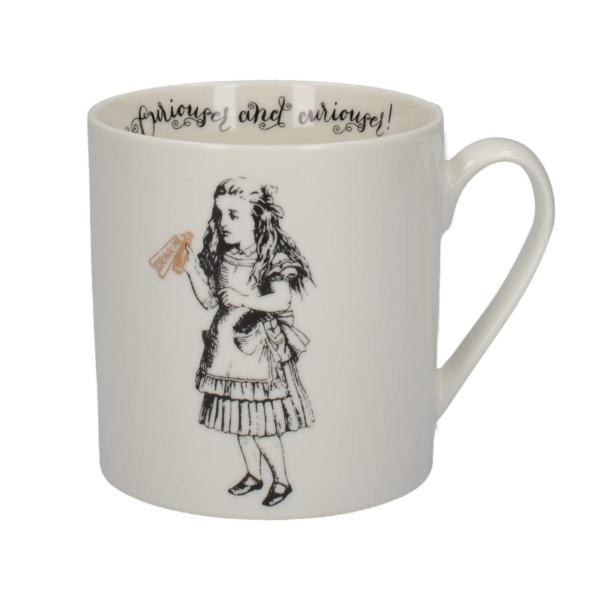Mug V&A Alice in Wonderland Alicia