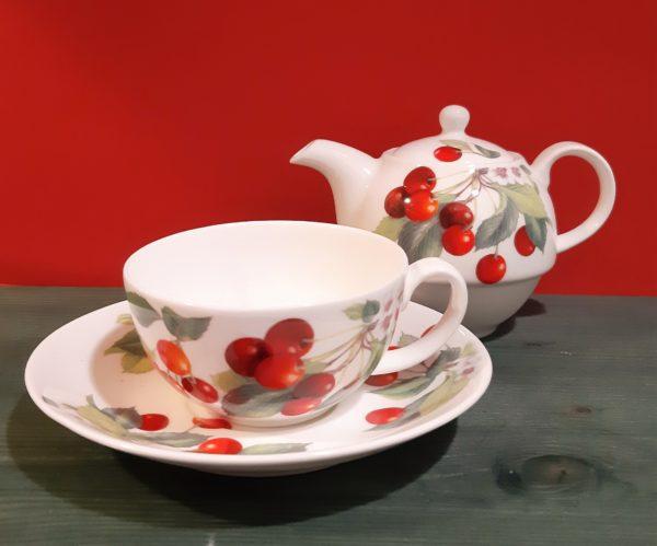 Tea for One Cerezas