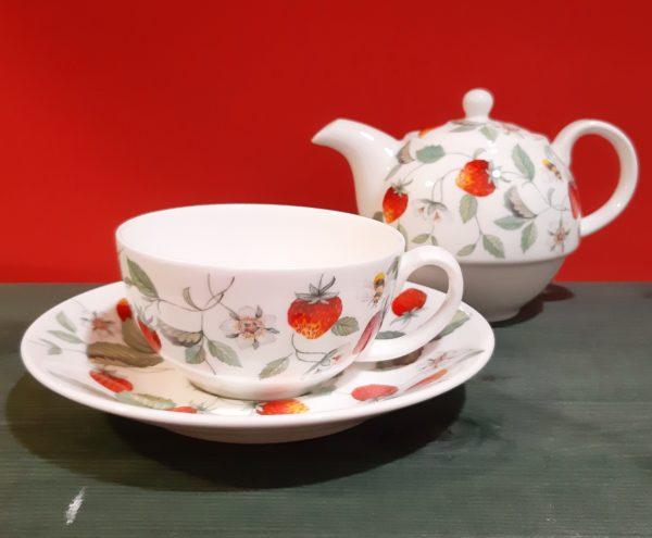 Tea for One Fresas
