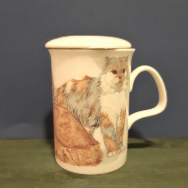 Tisanera Colección Gatos