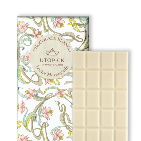 Chocolate Blanco con Leche Merengada