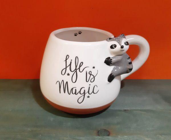 Mug Life is Magic