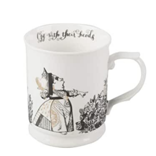Mug V&A Alice in Wonderland the Queen