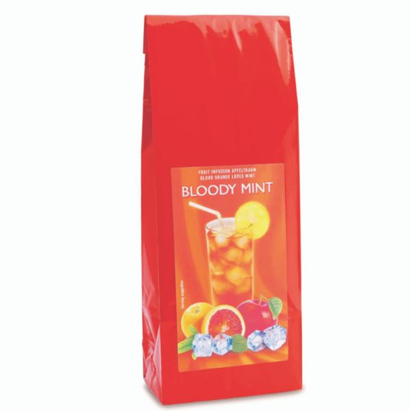 Té Helado Bloody Mint