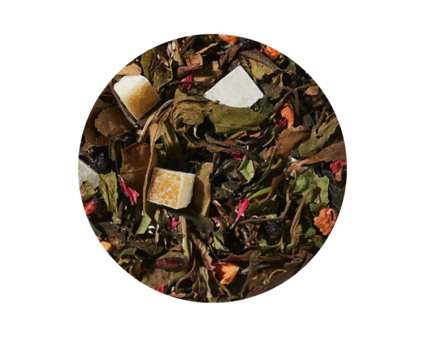 Té blanco Famara