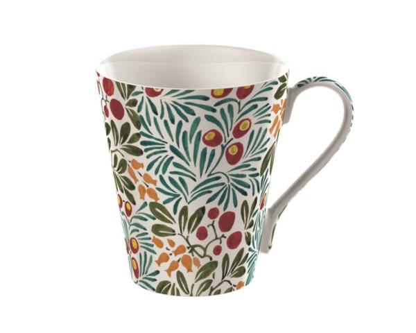 Mug V&A Yew and Arbutus