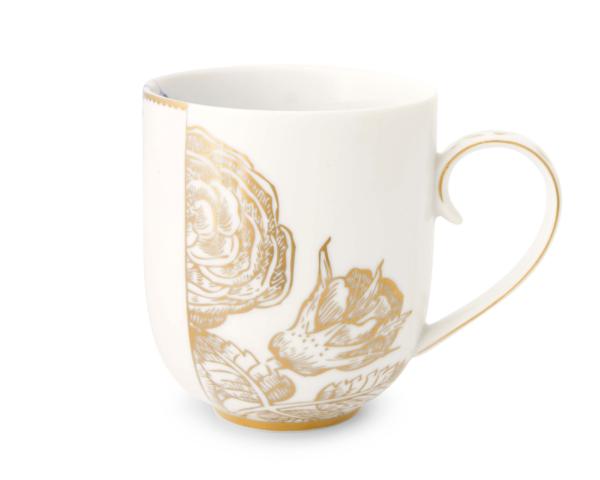 Mug Royal White