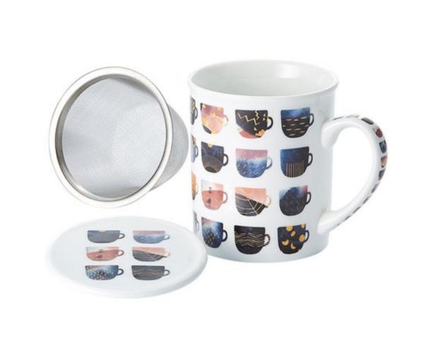 Tisanera Mugs